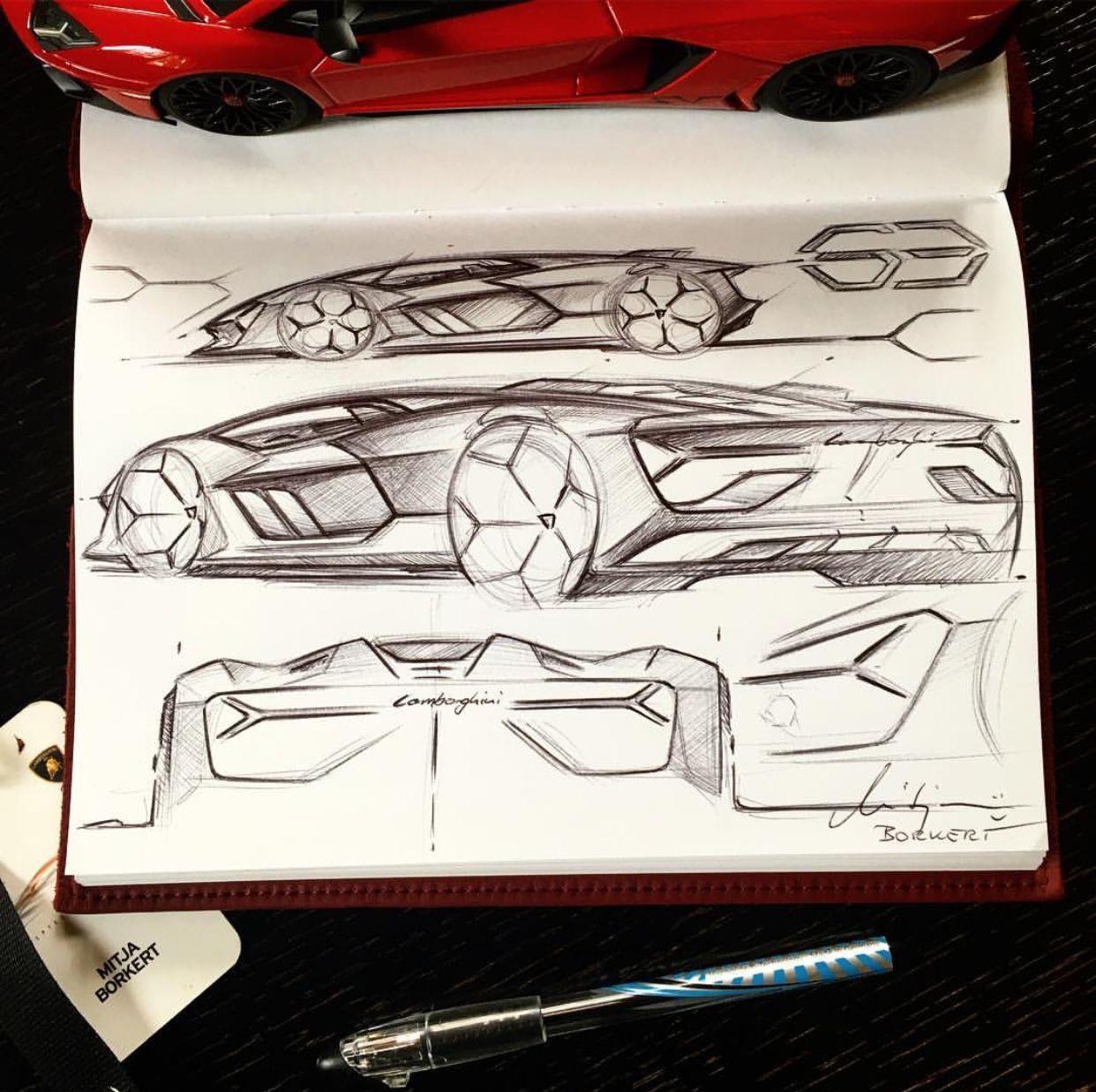 Lamborghini Terzo Millennio Lamborghini Terzo Millennio