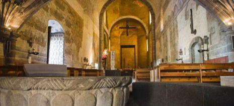 Interior Catedral de la Asunción de María. find more at www.mexicofinder.com