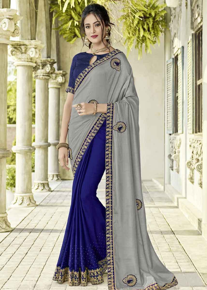 351c04de891dcd Designer Saree With Price in 2019