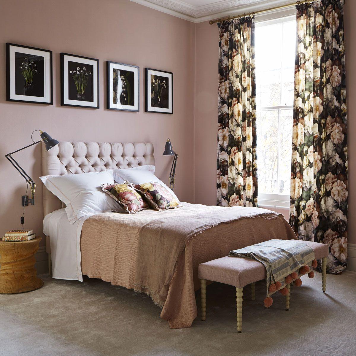 Bedroom Ideas Designs And Inspiration Pink Bedroom Walls Pink