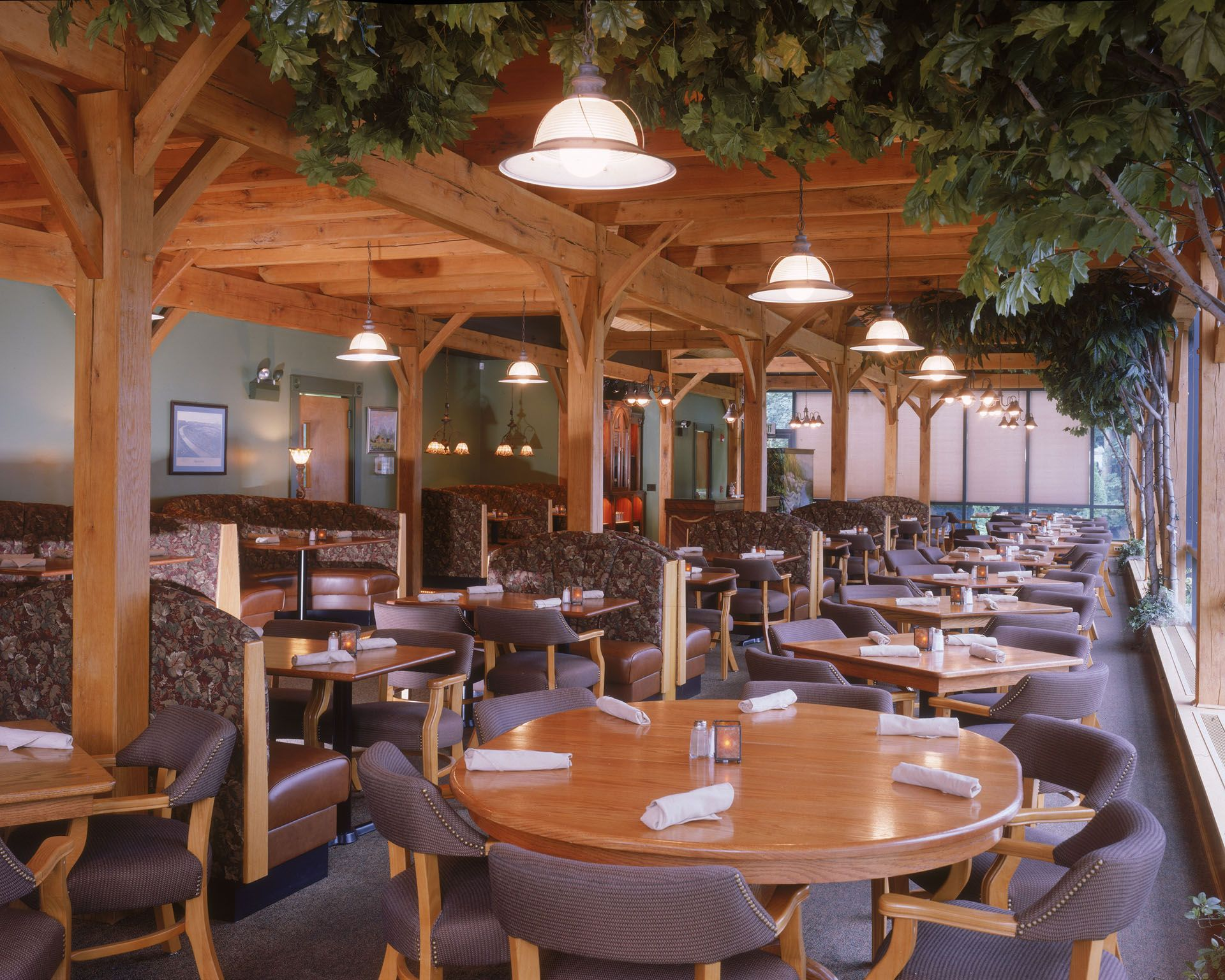 The Allegheny Grille in Foxburg, Pennsylvania is a