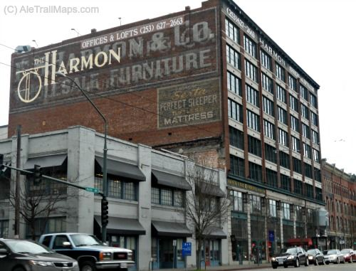 Historic Downtown Tacoma | This 15 barrel microbrewery and restaurant is a great place for ...