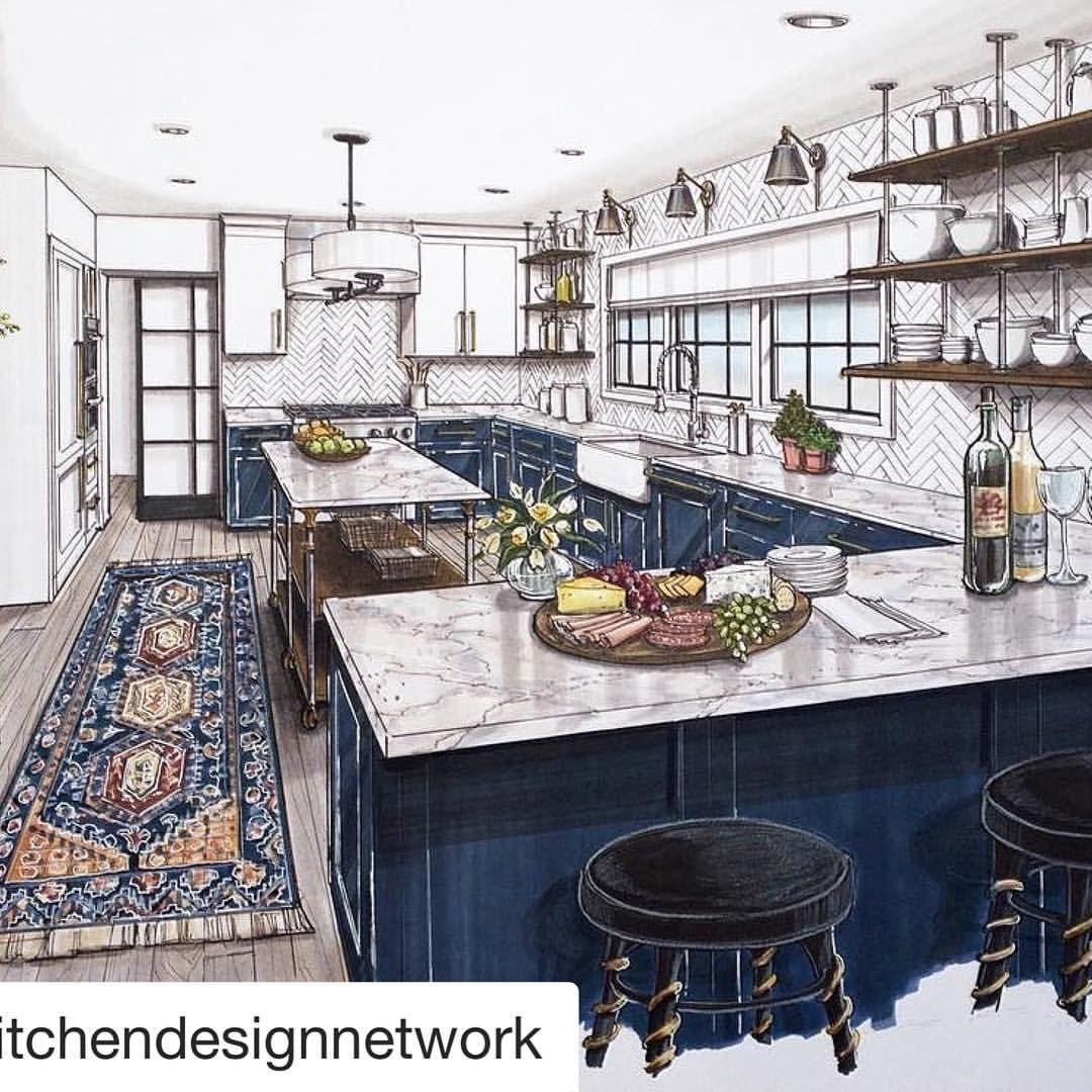 Beautiful Kitchen Design, Lori Gilder Of Kitchen Design