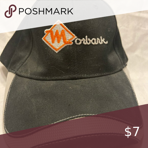 Morbark Hat Hats Accessories Hats Orange Black