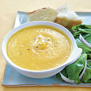 Butternut Squash Soup | MyRecipes.com