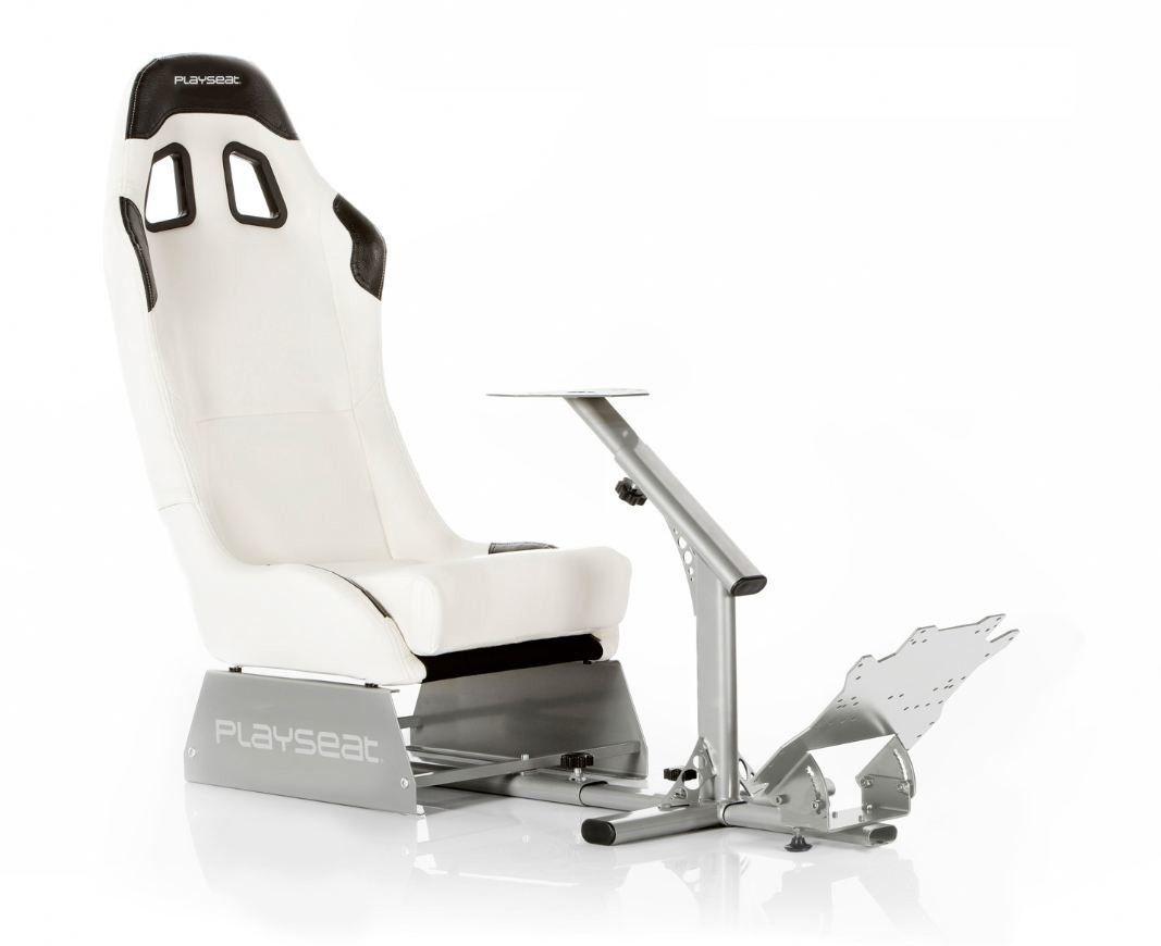 Playseat Evolution White Pc Racing Chair Rennspiele Rennsitz