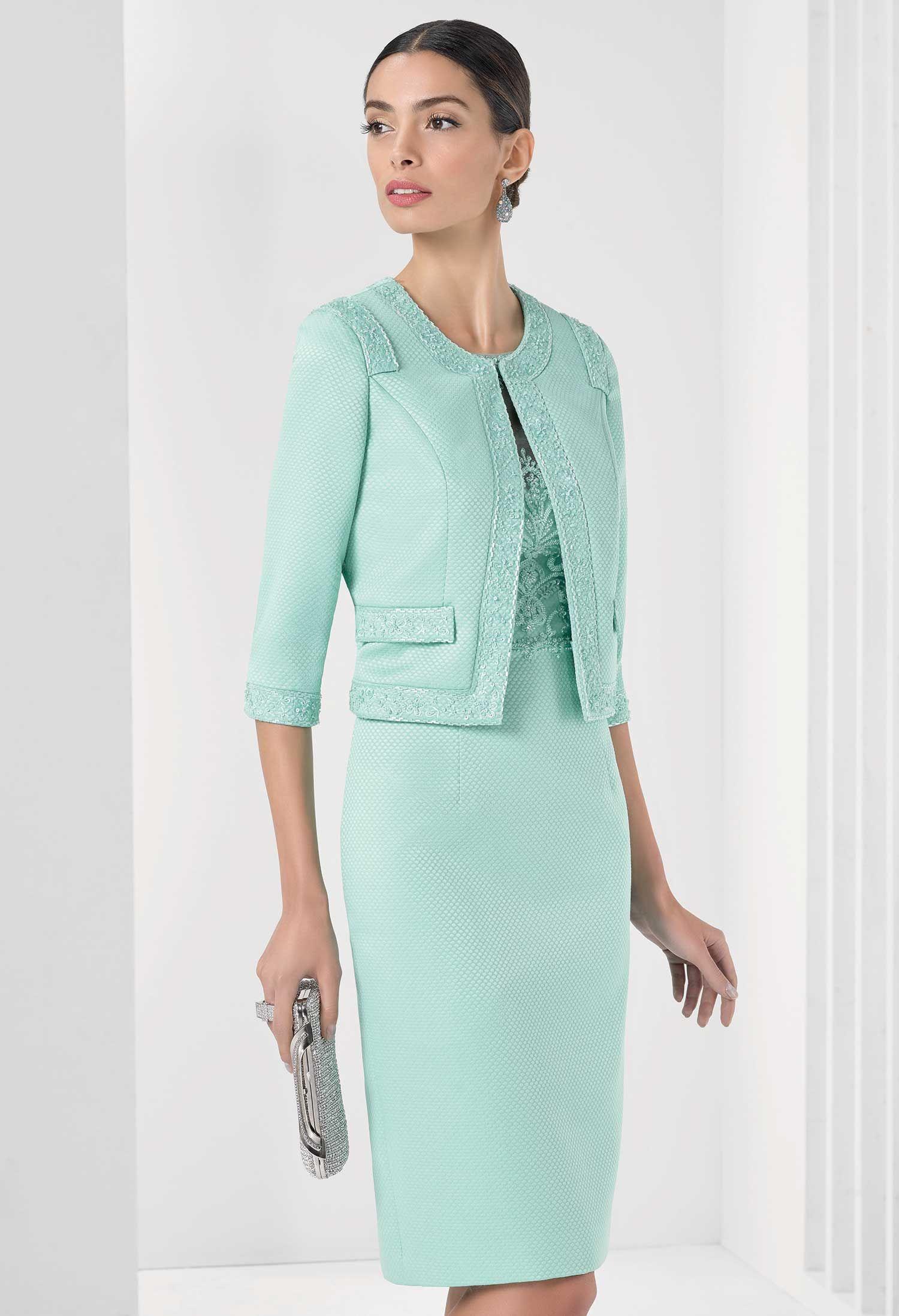 photo of ladies formal daywear design 03 detail by Zeila | dress ...