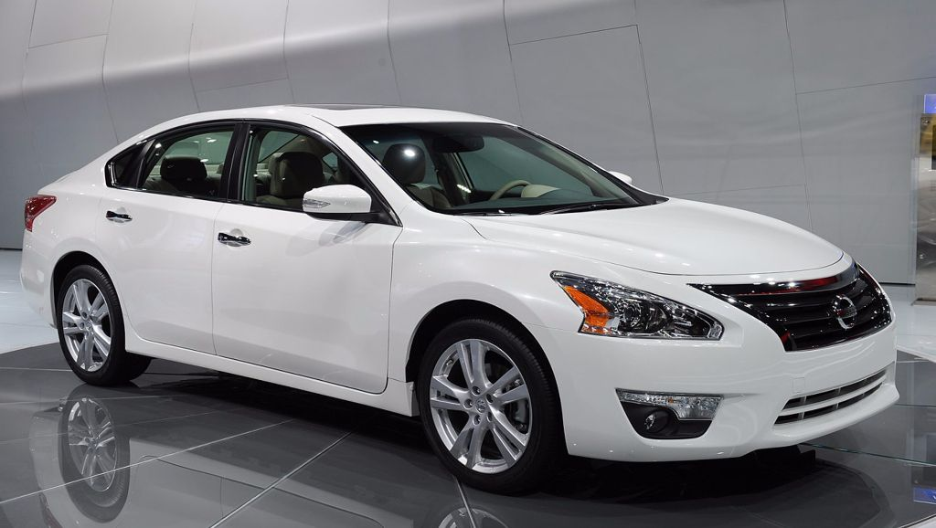 The 2014 Nissan Altima Review: Specs, Price U0026 Pictures   Http://