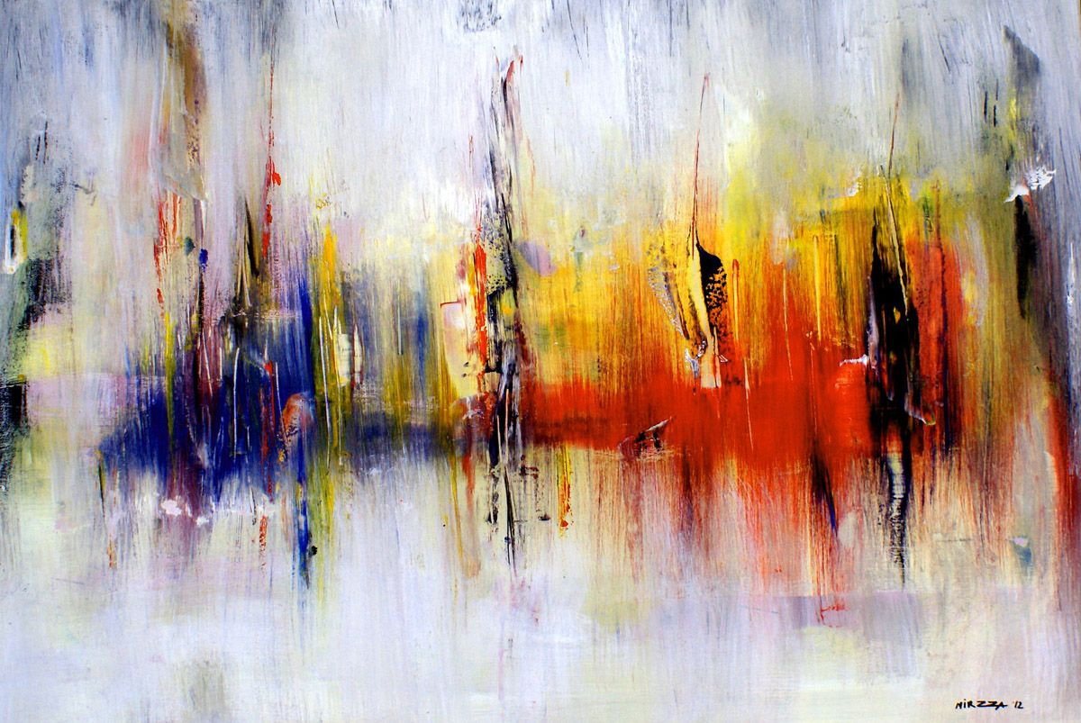 Famous Modern Abstract Art Paintings