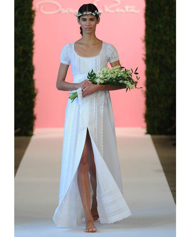 The best of New York Bridal Week | Oscar de la Renta