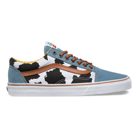Vans Toy Story Old Skool high España