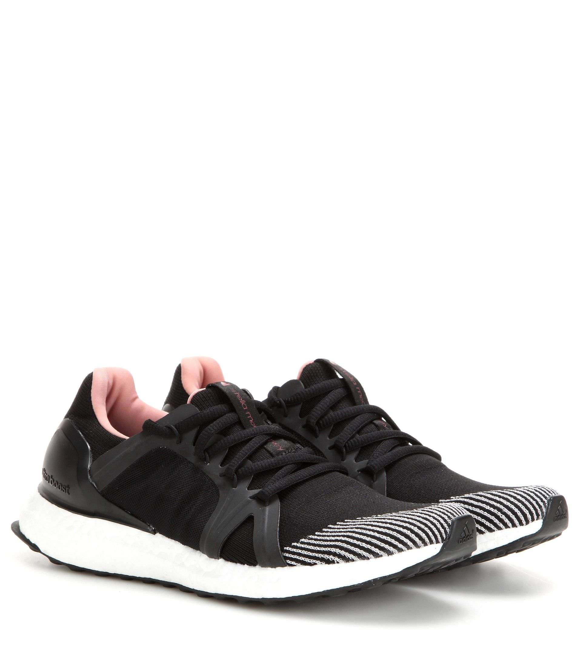 01edc5717 Ultra Boost black sneakers
