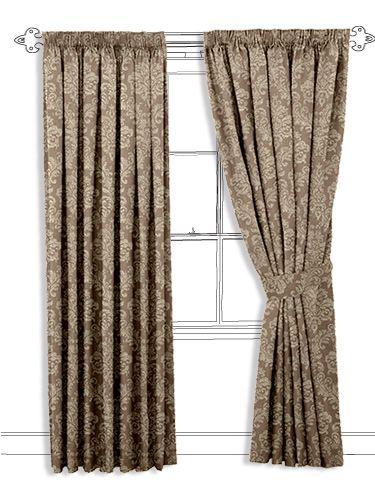 Venise Stucco Curtains