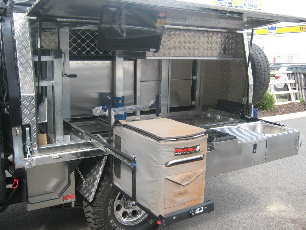 canopy c&ers - Google Search & canopy campers - Google Search | karavan | Pinterest | Canopy Ute ...