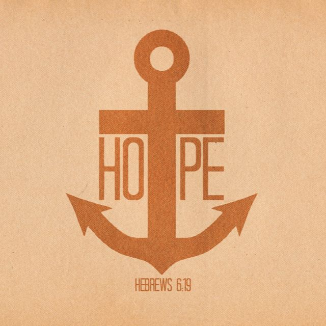 We Have This Hope As An Anchor For The Soul, Firm And Secure. Hebrews  Thatu0027s A Neat Tattoo Idea!