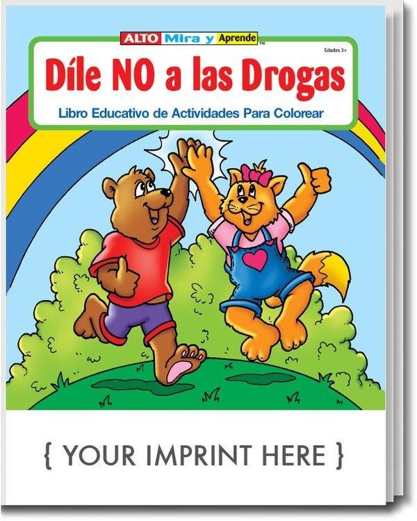 Pin On Kids Coloring Spanish Titles
