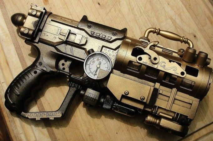 best diy steampunk wedding ideas | Best Nerf Gun Mods #steampunk