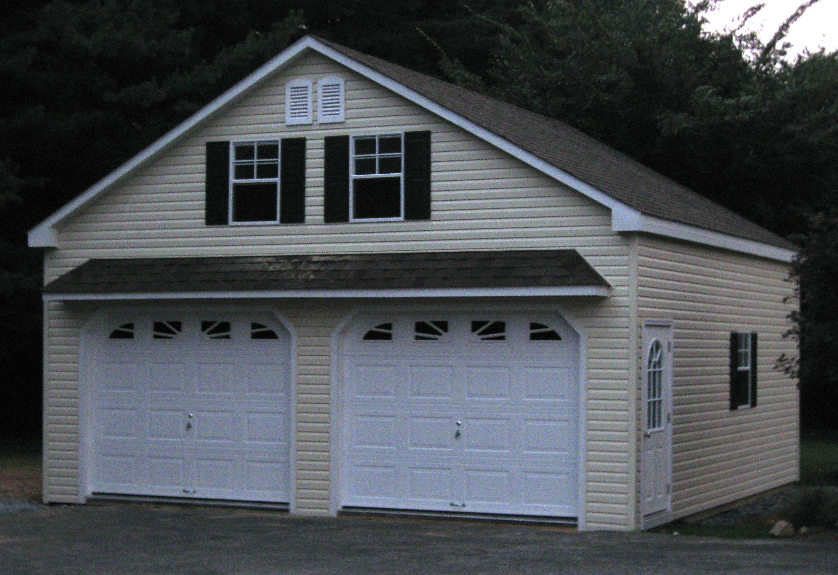 Stoltzfus Structures Built On Site Stoltzfus Structures Two Story Garage Garage Plans