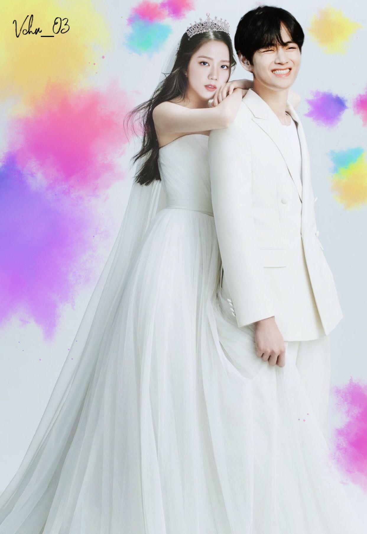 Wedding Edit Vsoo Couple Di 2020 Gadis Korea