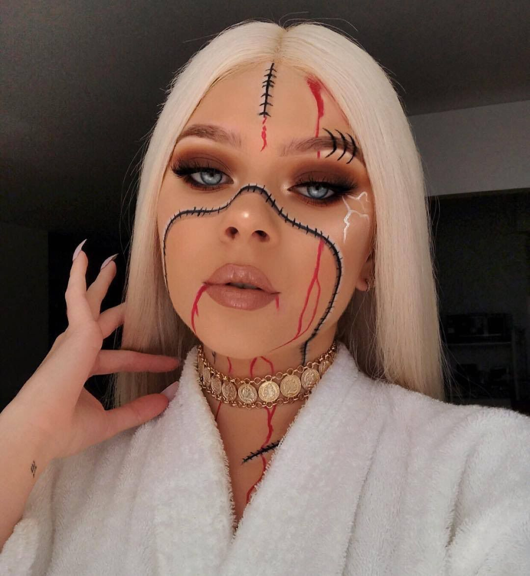 ¿Aún sin disfraz de Halloween? ¡Maquillajes de últ en 2020