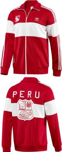 637e2af6f adidas Originals Peru Men s Track Top