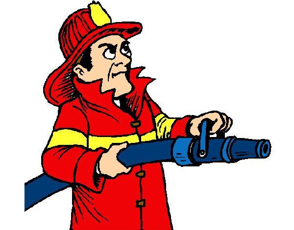Resultado de imagen de bomberos dibujos