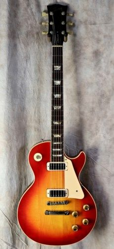 1974 Gibson Les Paul Deluxe Cherry Sunburst > Guitars Electric Solid Body | J & E Guitars #gibsonguitars
