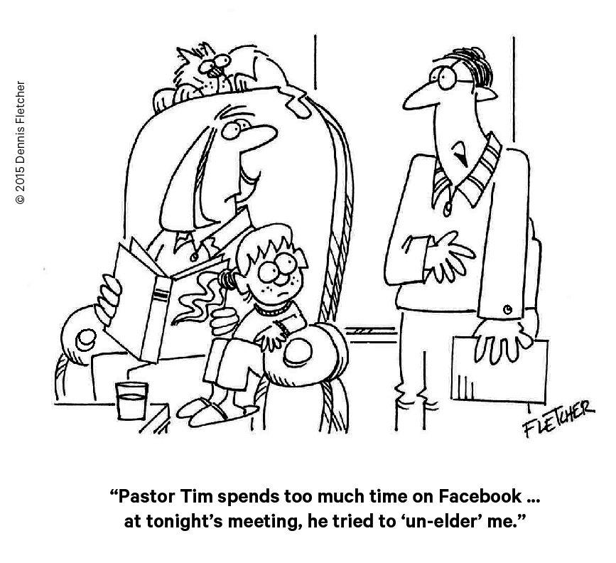 Facebooking Pastor   Pastor, Christian humor, Pastors