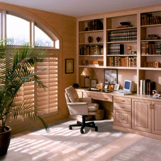10 Home Office Ideas That\'ll Motivate You to Get to Work | Study ...
