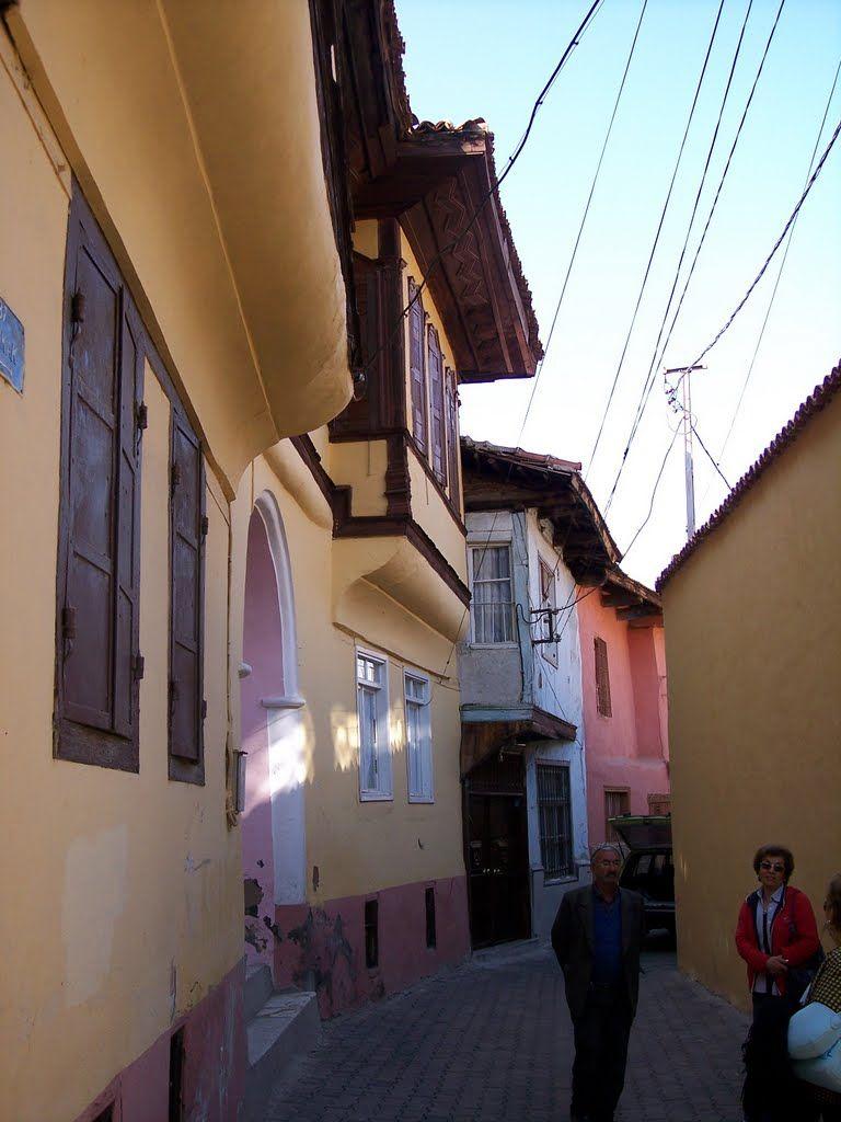 Kula, Evler&Sokaklar - Kula, Houses&Streets / Kula,Manisa,Turkey
