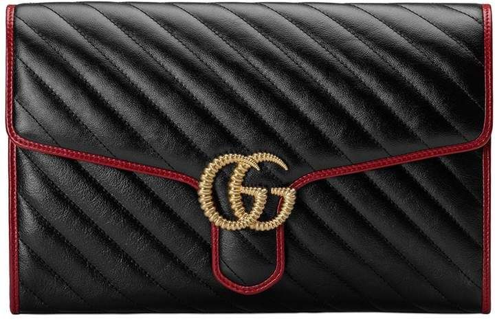 Photo of Gucci Gg Marmont Clutch Aw19