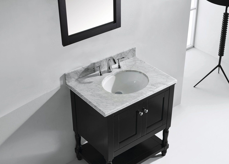 Virtu Usa Julianna 32 Single Bathroom Vanity Vanity Vanity Set