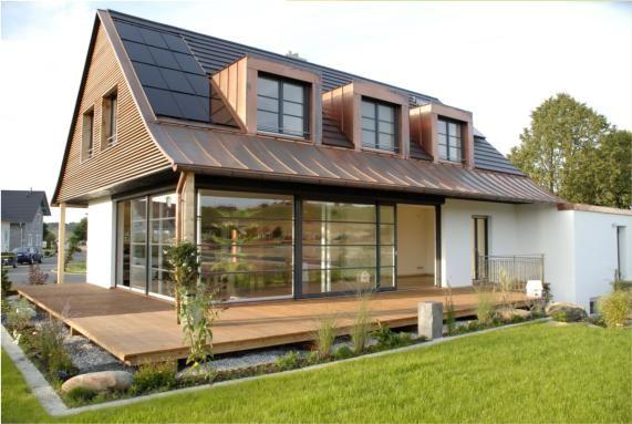 satteldach moderne architektur google suche - Moderne Haus Architektur