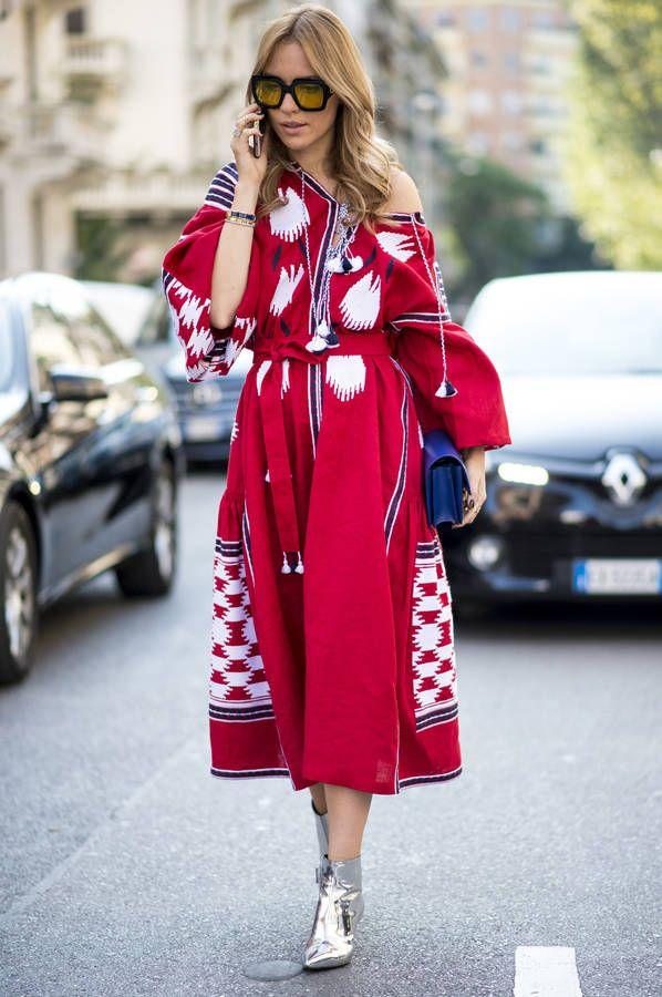 Comment porter le rouge cette saison : nos inspirations pour savoir comment porter le rouge ce printemps - Elle