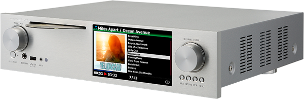 Cocktail Audio X45 Roon Ready High-Resolution Audio Player