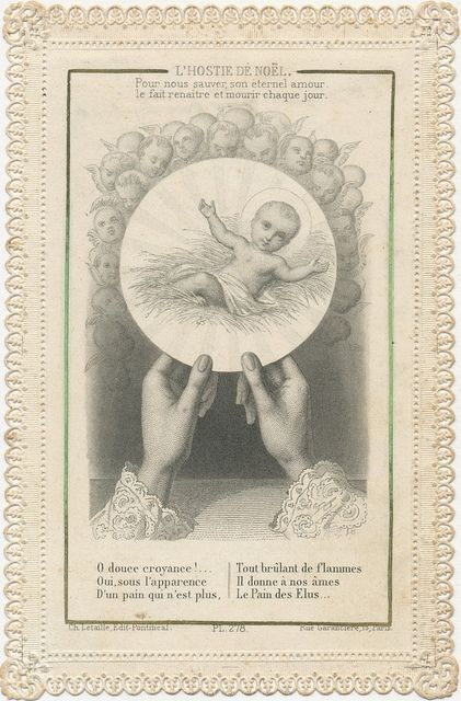 Infant Jesus by Burns Library, Boston College, via Flickr