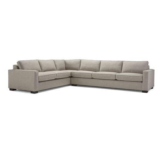 Pleasing This Would Work Carson Sectional Mitchell Gold 134 X 98 A Caraccident5 Cool Chair Designs And Ideas Caraccident5Info