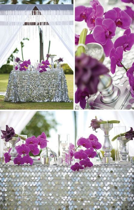 Shinebeautifully Everything About This Tablescape Color Palette