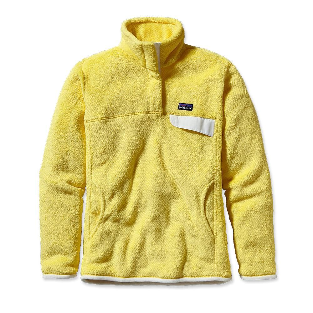 4f6b1942433ac7 Patagonia Women s Re-Tool Snap-T® Fleece Pullover. Got this in red from my  lovely man friend. But I m also loving it in the yellow!