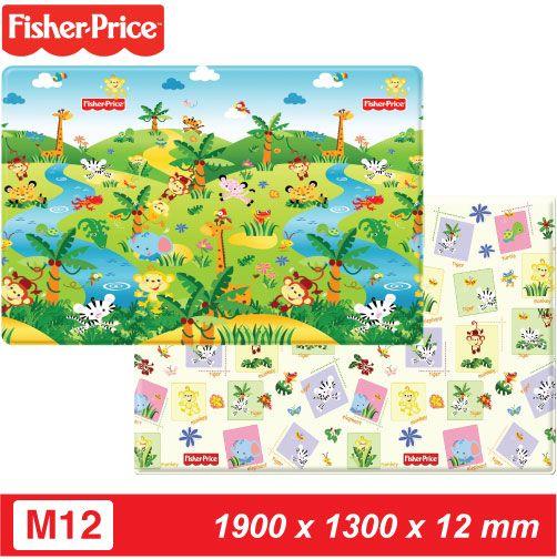 Bumper Playmat Fisher Price Jungle Fun Fisher Price Fisher Fun