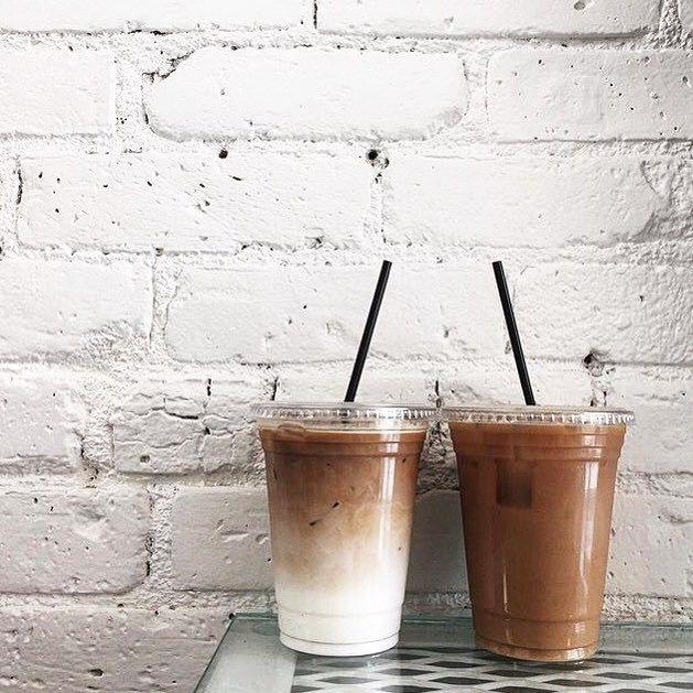 Iced Coffee, Coffee Creamer, Coffee Photography