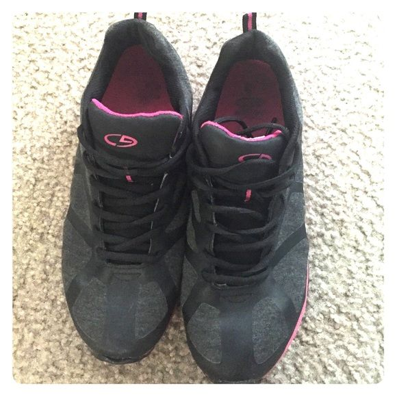 a9ea8f3ec0e6 Champion Women s Running Shoes Great running shoes. They re in very good  shape. Only wore a few times. Super comfortable! Champion Shoes Athletic  Shoes
