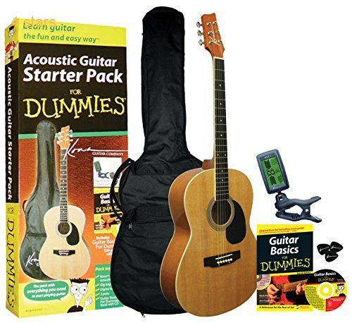 Guitar Dummies Acoustic Starter Audio