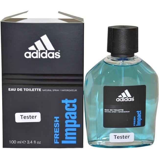 pretty nice c562f 3e822 Adidas Fresh Impact Men s 3.4-ounce Eau de Toilette Spray