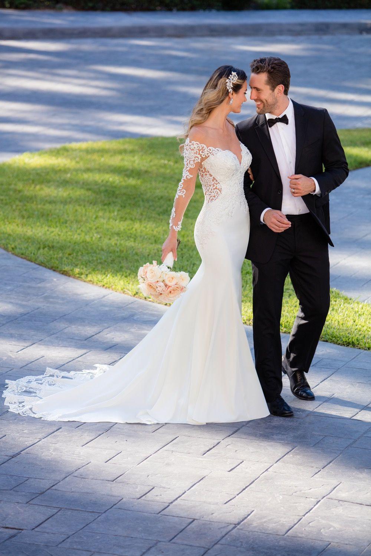 One of a kind wedding dresses  Stella York  Glamour und Romantik mit modischem Touch in