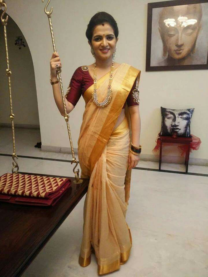 57db4f12153de0 Pin by Priyadarshini Periasamy on saree and blouse in 2019