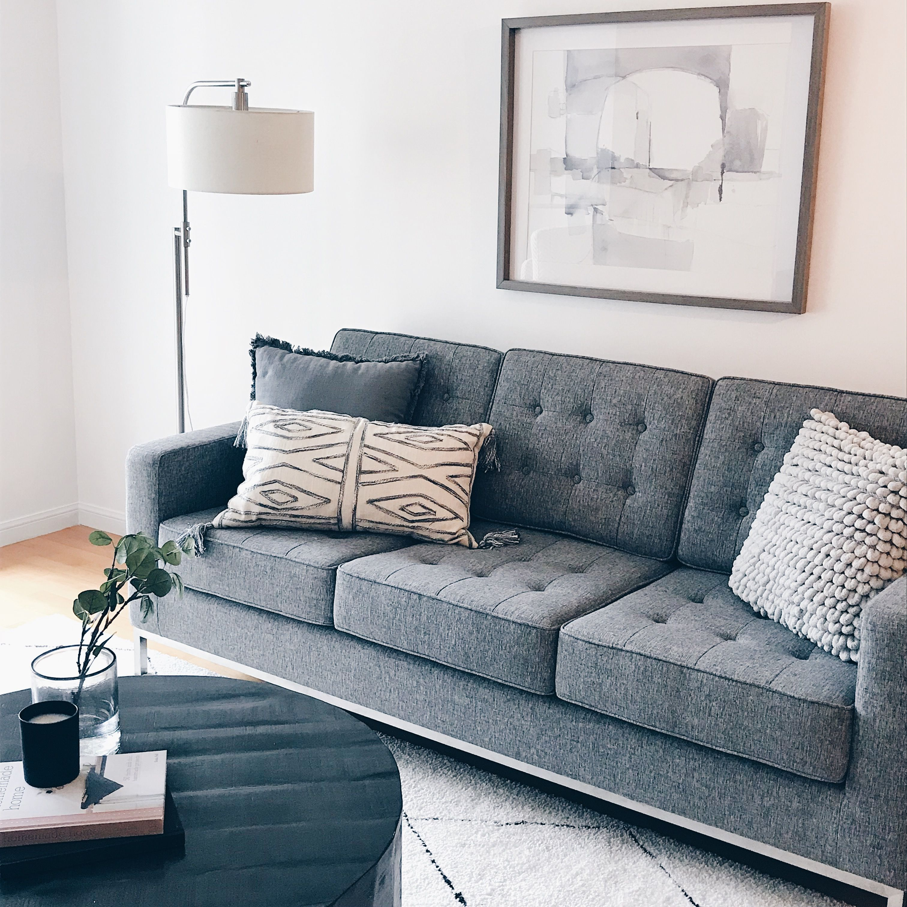 Gmk Home & Living Sofa Many Small Living Room Ideas Revolve Around Tricking The Eye