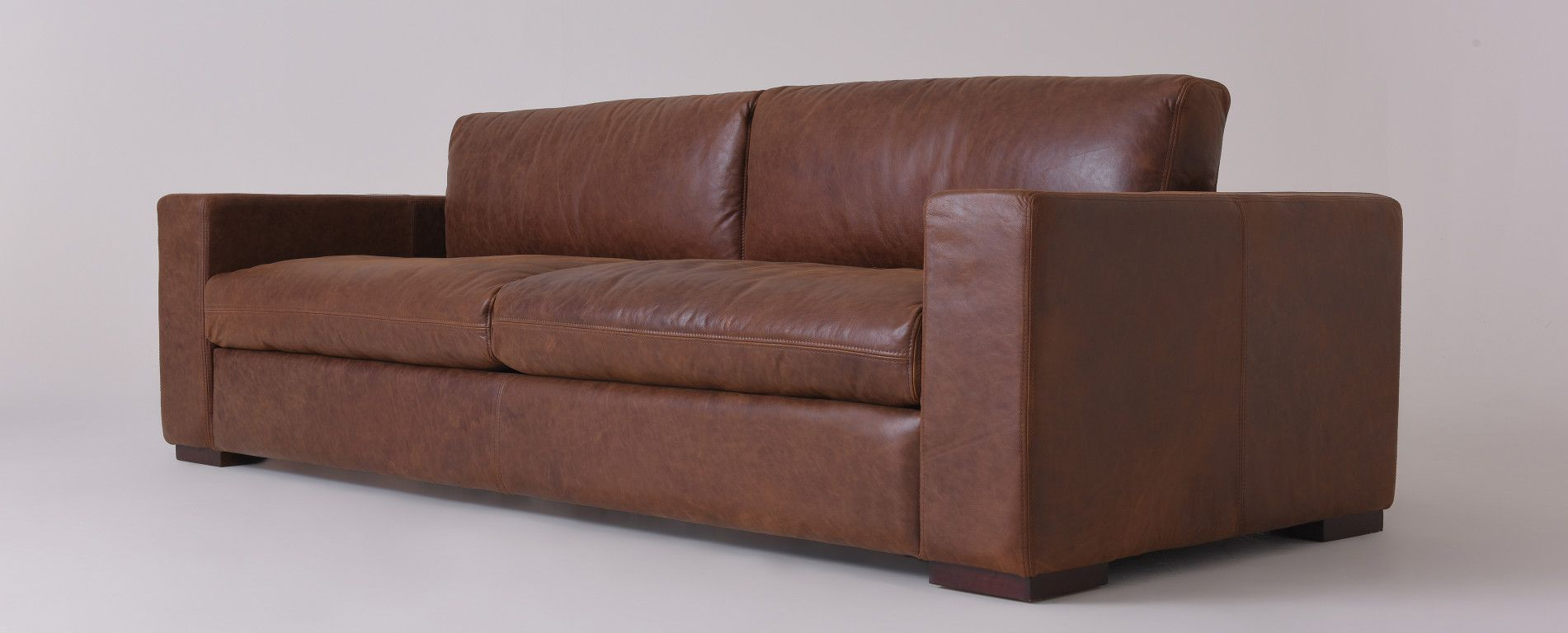Aberdeen Leather Sofa