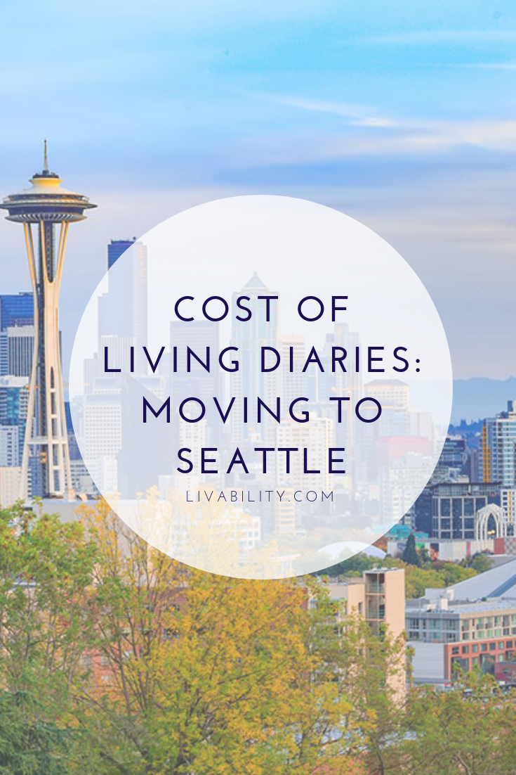 How Much Does It Cost To Live In Seattle We Asked Someone Who Recently Moved There To Give Us All Moving To Seattle Seattle Travel Moving To Washington State