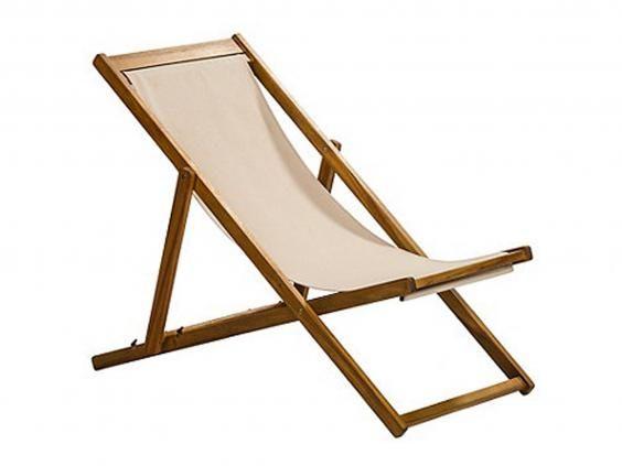 Resultado de imagen para deck chair | silla patio | Pinterest ...
